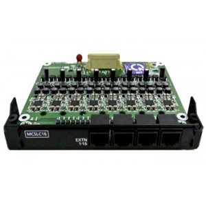 Card KX-NS5130 kết nối khung phụ cho tổng đài Panasonic KX-NS300