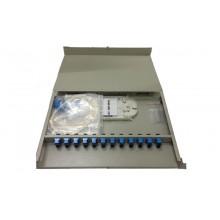 Hộp phối quang ODF 24FO đầy đủ phụ kiện