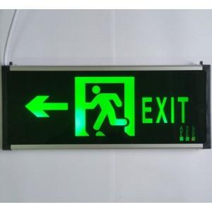 Đèn Exit chỉ 1 hướng 2 mặt