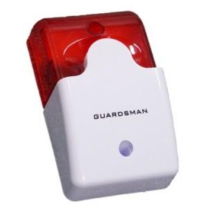 Còi có đèn flash không dây GUARDSMAN GS-S03