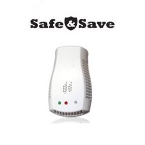 Báo Gas không dây Safe&Save SS-918GS
