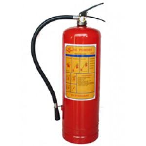 Bình chữa cháy ô tô bột BC MFZ8 (8 Kg)