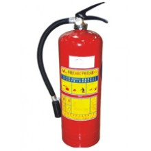Bình cứu hỏa bột ABC MFZ8 8kg loại xách tay
