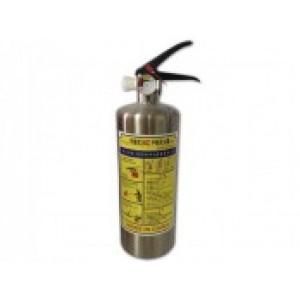 Bình cứu hỏa mini 1kg inox dạng bột BC MFZ1