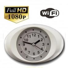Camera ngụy trang đồng hồ kim để bàn DW001