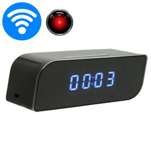 Camera ngụy trang đồng hồ điện tử để bàn DW004
