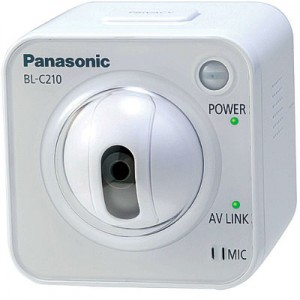 CAMERA IP PANASONIC BL-C210