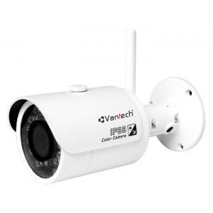 Camera IP hồng ngoại không dây VANTECH VP-251W