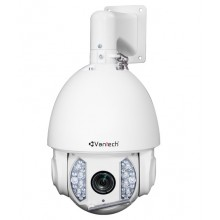 Camera IP SpeedDome hồng ngoại Zoom 20x VANTECH VP-4562M