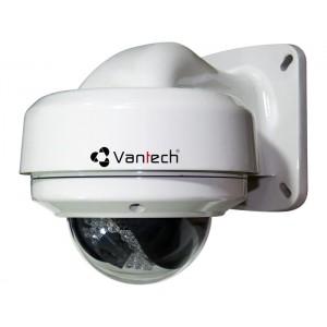 Camera IP HD Dome hồng ngoại VANTECH VP-182A