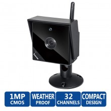 Camera IP không dây 1-Megapixel Vivotek IP8336W