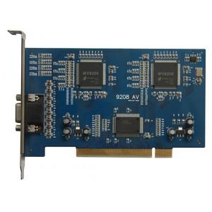 Card ghi hình 8 kênh H.264 QUESTEK QTK-9208