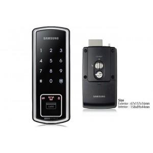 Khóa cửa điện tử SAMSUNG SHS-D600XMK/EN