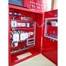 Tủ điều khiển cụm máy bơm chữa cháy