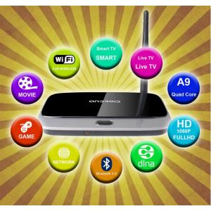 Android TV Box Q7- Ram 2G – HÀNG CHÍNH HÃNG